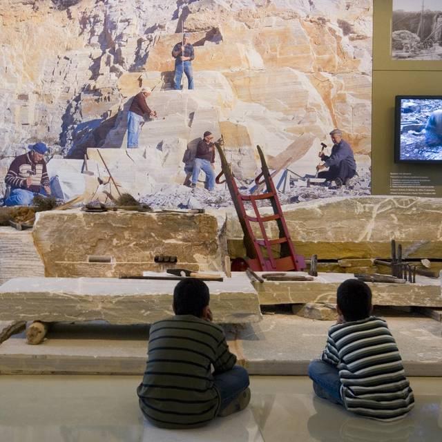 Das Marmormuseum von Tinos